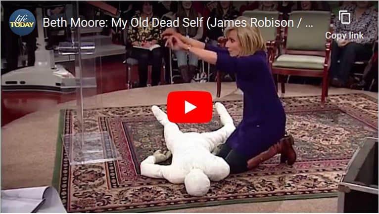Beth Moore YouTube Thumbnail