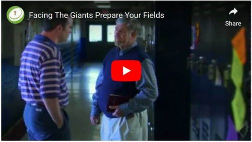 Clip from Facing the Giants